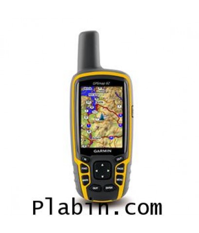 เครื่อง GPS ยี่ห้อ Garmin รุ่น GPSMAP 62