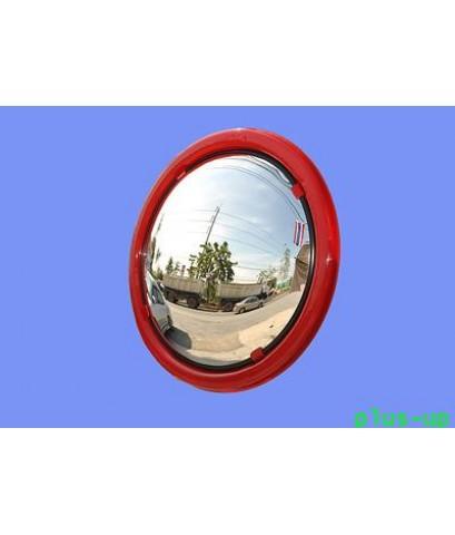 กระจกโค้ง[Convex lens]