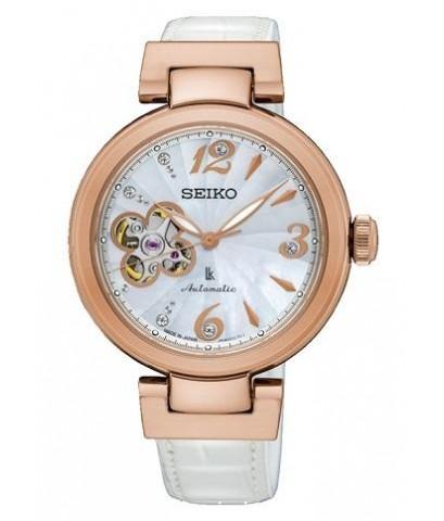 นาฬิกาไซโก้ SEIKO ผู้หญิง Lukia รุ่น SSA812J ของแท้ รับประกัน 1 ปี