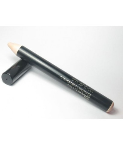 New!!!Smashbox Convertible Coverage 2 in 1 Concealer สี Fair (No box)
