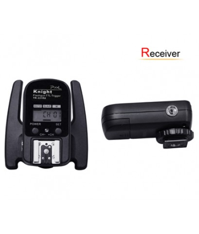 Pixel Wireless Flash Trigger TTL For Nikon (TR-331RX) RECEIVER