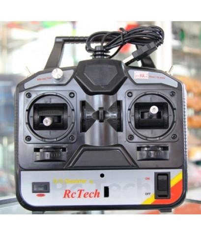วิทยุฝึกบิน RcTechMax-V5 แถมโปรแกรม