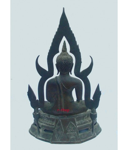 พระบูชา ชินราชหลวงพรหม ปี 2496 ดินไทย (พระบูชาองค์ที่ 217)
