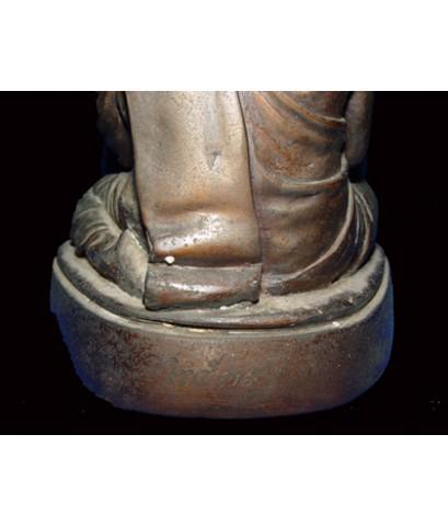 พระบูชา หลวงพ่อแพ วัดพิกุลทอง  หน้าตัก 5 นิ้ว (หมวดพระบูชาองค์ที่ 318)