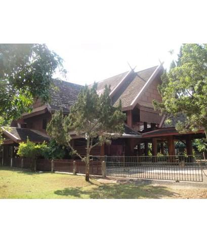 บ้านไม้ทรงไทยสำหรับเช่า