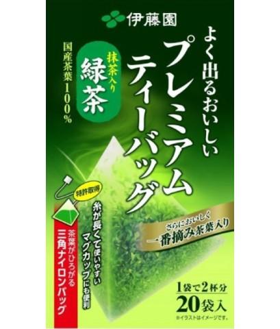 ชาเขียว Itoen พรีเมี่ยม [JF-004_232A]