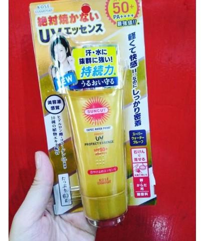 ครีมกันแดด Kose sun block essense 60g  [JU-004_233A]
