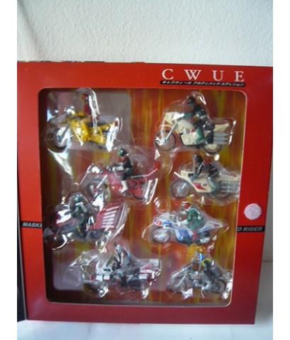 CWUE วี1-วี7และคู่หูเต่าทอง [C03-076_034A]