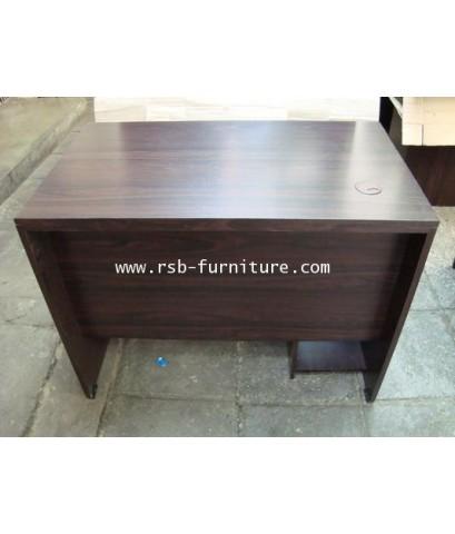 โต๊ะคอมพิวเตอร์ ขนาด 100 cm  ผิว PVC รุ่นขายจำนวน ราคาขายส่ง