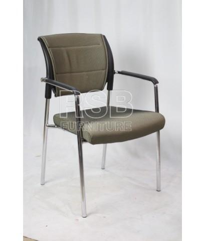 เก้าอี้สำนักงานแบบไม่มีล้อ รหัส 2873