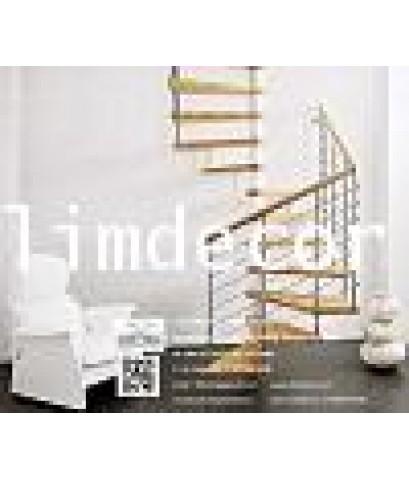 LD - B Exclusive 30 คอลเล็คชั่นบันไดวน 30 Collections of Winder Staircase / Round Railing