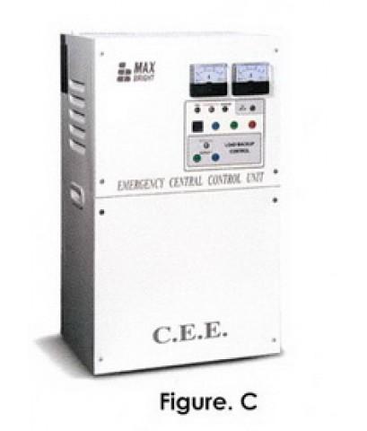 ไฟฉุกเฉิน ชนิดตู้รวม CU Series (Max Bright Central Emergency Power Unit)