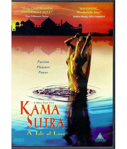 KAMASUTRA กามาสุตรา คำภีร์แห่งกามา (ติดเรท 18+) 1 แผ่นจบ (ซับไทย+พากย์ไทย)