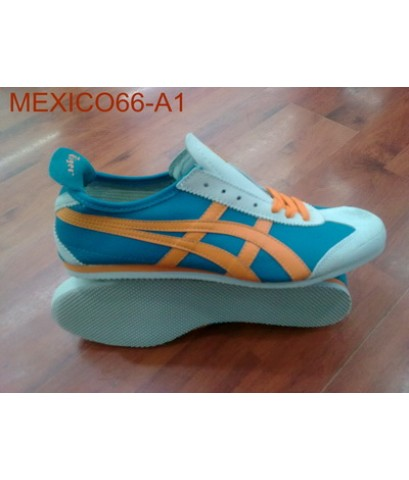 รองเท้าผ้าใบ Onitsuka Tiger Mexico66 งานสวยและเนียนด้วยค่ะ 5เอ