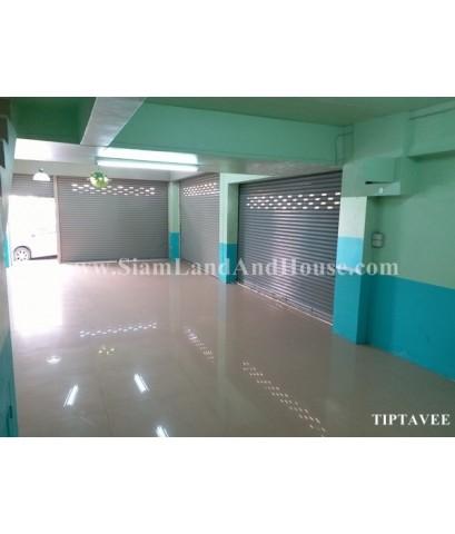 23062 ขายตึกตลาดศิริวัฒนา ใกล้มหาวิทยาลัยราชภัฏ อ.เมือง เชียงใหม่