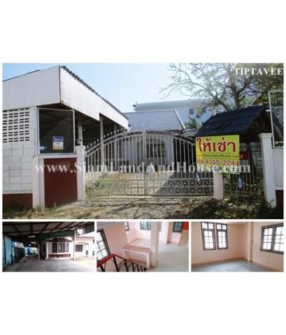 21416 ให้เช่าบ้านเชียงใหม่ บ้านมหิดล ป่าแดด อ.เมืองเชียงใหม่ ใกล้สนามบินเชียงใหม่