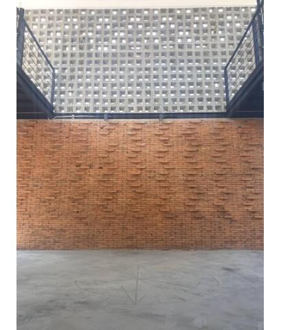 บล็อคช่องลมสี่เหลี่ยมด้านไม่เท่า v1 19 x 19 x 9 cm