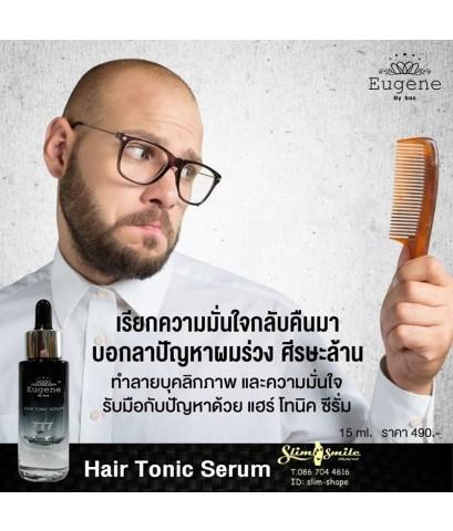 Hair Tonic Serum By Eugene แอร์ โทนิค เซรั่ม เซรั่มเข้มข้นปลูกผม ปลูกไรผม ปลูกคิ้ว ปลูกขนตา ปลูกหนวด
