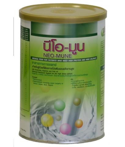 นีโอ-มูน อาหารทางการแพทย์สำหรับผู้ป่วยที่ต้องการโปรตีนและพลังงานสูง