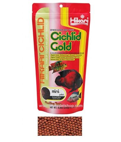 Hikari Cichlid gold  57 g.
