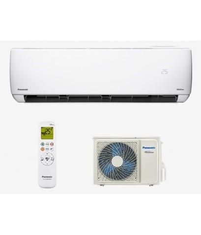 (เงินสด = 22,500 ฿) แอร์พานาโซนิค Econo Inverter R32 รุ่น CS-YU18VKT/CU-YU18VKT ขนาด 18,359  btu