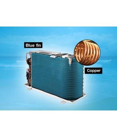 (เงินสด 11,900 ฿) แอร์ Gree GWC12YC3-K6NNA1A ขนาด 12,086 บีทียู Amber III Fix-Speed R32 ตัวธรรมดา