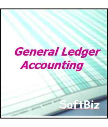 ซอฟท์แวร์ โปรแกรมระบบบัญชีแยกประเภท General Ledger Accounting : SoftBiz Software | GL
