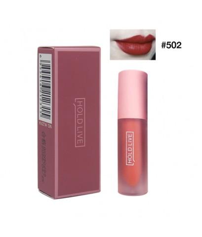 Hold Live Light Matte Lip Glaze No.502 ราคาส่งถูกๆ W.40 รหัส L129-2
