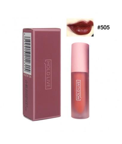 Hold Live Light Matte Lip Glaze No.505 ราคาส่งถูกๆ W.40 รหัส L129-5