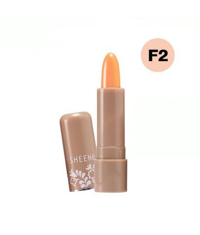 ลิปมันชีเน่ SHEENE MOISTURIZER LIP CARE (F2-สีส้ม) ราคาส่งถูกๆ W.35 รหัส L573