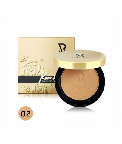 Rebecca Keep A Secret Flawless Dream Powder 11 g No.02 ราคาส่งถูกๆ W.95 รหัส MP136