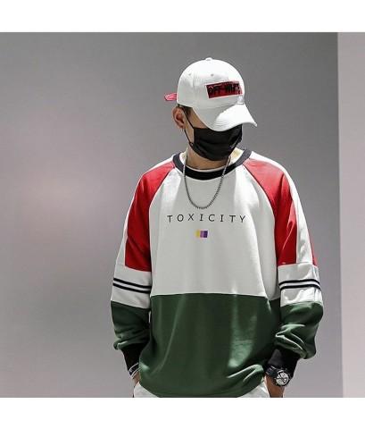 เสื้อ Sweater แขนยาวรุ่น Toxi City