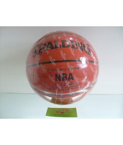 ลูกบาส SPALDING NBA ( หนังพิเศษ )