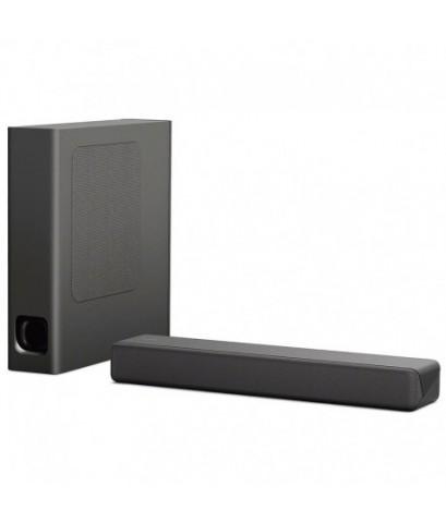 2.1ch Soundbar กะทัดรัดพร้อม Wi-Fi เทคโนโลยี Bluetooth