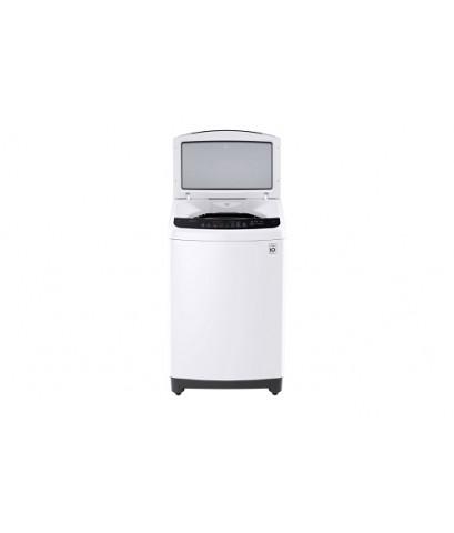 LG รุ่น T2514VS2W เครื่องซักผ้าระบบ Smart Inverter ความจุ 14 กก.