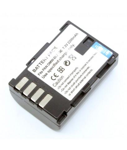 แบตเตอรี่ สำหรับกล้อง Panasonic รหัสแบตเตอรี่ DMW-BLF19+ ความจุ 2200mAh (Battery Camera)