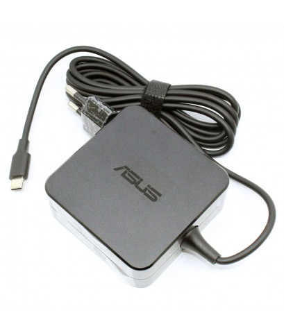 Adapter Notebook Asus 20V/3.25A (USB Type C) ของแท้ รับประกัน 1 ปี