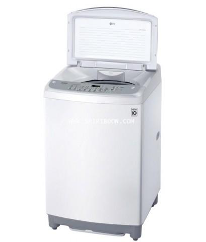 เครื่องซักผ้า LG แอลจี รุ่น T2514VSAW ระบบ Smart Inverter ขนาด 14 กก.บริการจัดส่งถึงบ้าน!.ฟรี