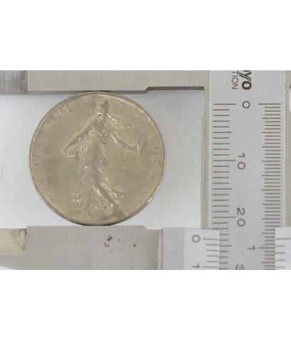 เหรียญ 1 FRANC