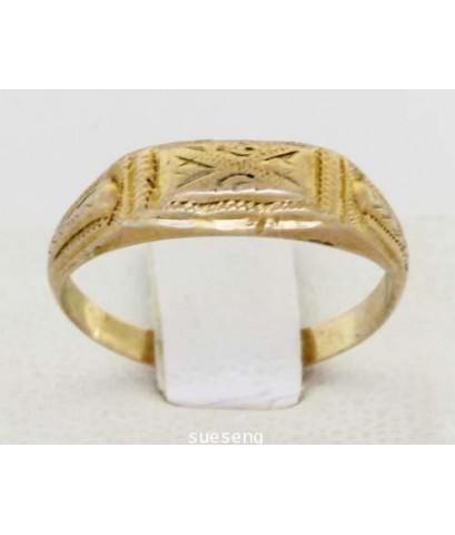 แหวนทองคำ