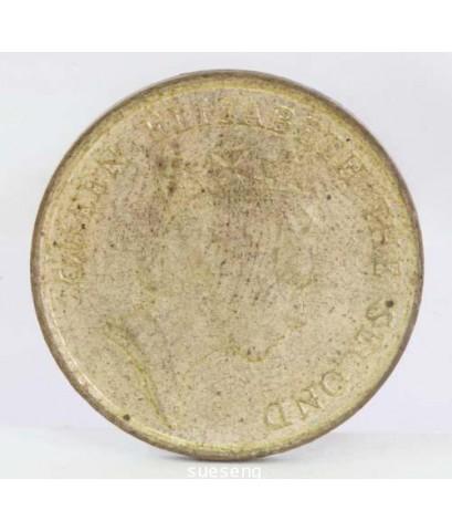 เหรียญ QUEEN ELIZABETH ค.ศ.1987