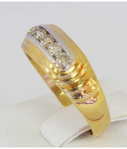 แหวนเพชร 5 เม็ด