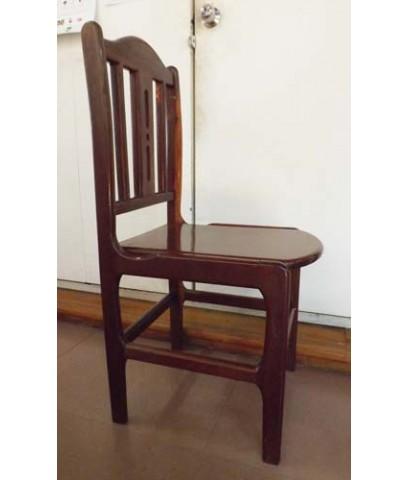 เก้าอี้ไม้เนื้อแข็ง