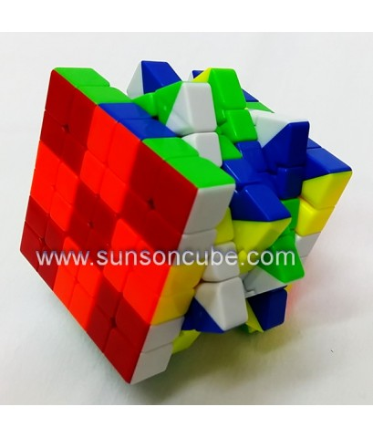 6x6x6 YuXin  Red Kylin - Body color
