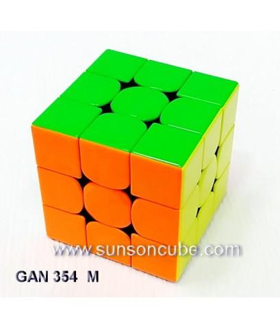 3x3x3 GAN 354 - Magnetic  / (Stickerless)