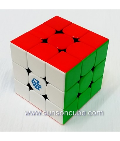 3x3x3 GAN 356X IPG V5 - Magnetic  / (Stickerless)