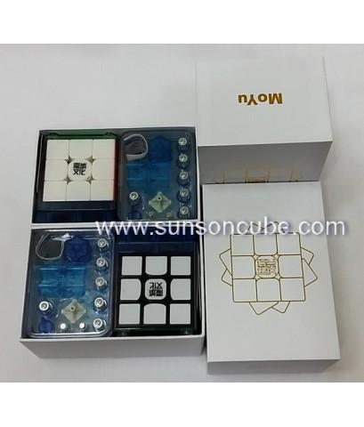 3x3x3 Moyu Weilong WR - M  / Stickerless