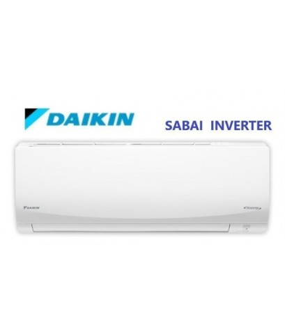 AIR DAIKIN   รุ่นSABAI INVERTER  (FTKQ_SERIES)
