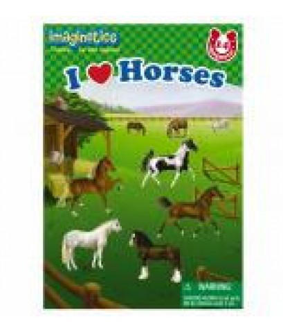 IMT M86039*:Imaginetics I Love Horses!