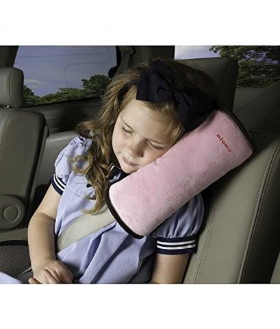 DIO 60030 : Diono Seatbelt Pillow (Pink)